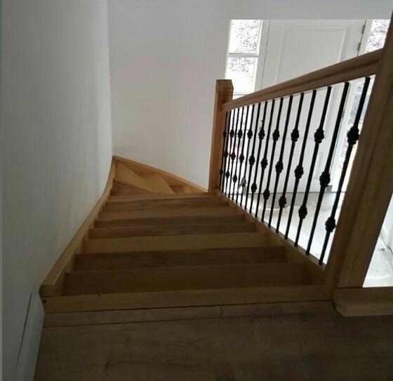 Iroko trap zevenhuizen