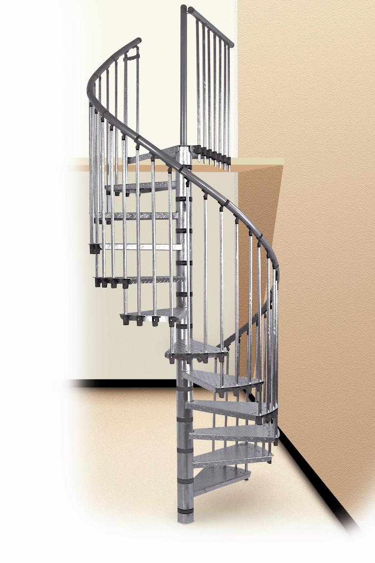Buiten trappen met een doorsnede van 120 140 en 160cm for Trap doorsnede