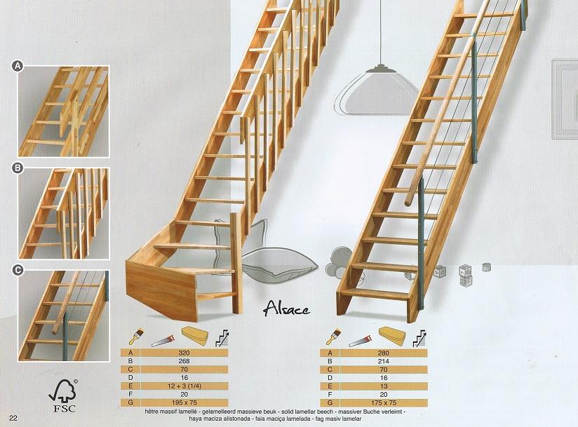 Bouwpakkettrappen doe het zelf trappen houten trappen en for Steektrap berekenen