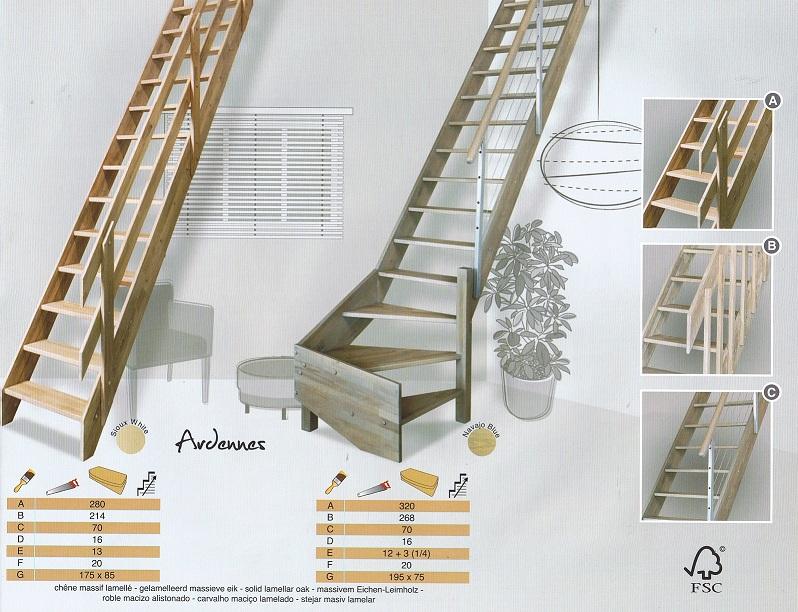 Bouwpakkettrappen doe het zelf trappen houten trappen en for Goedkope trappenmaker