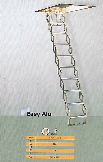 Easy-alu vlizo
