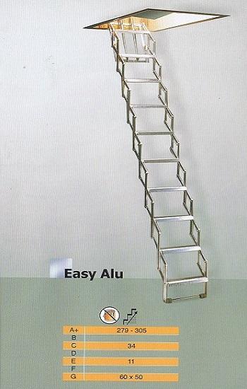 Easy-alu Vlizotrappen