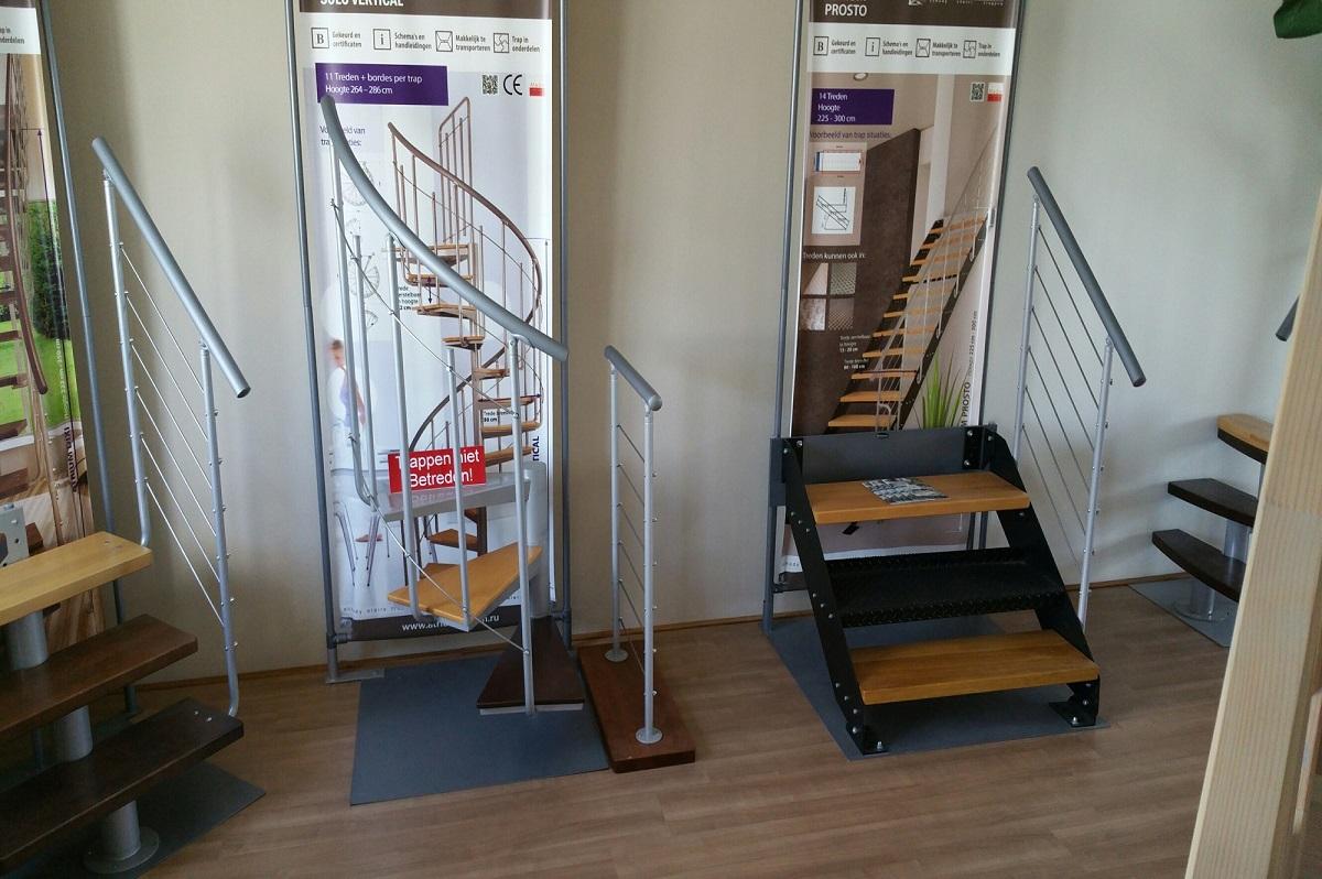 Trap op maat nodig maatkracht trappen heeft voor u altijd for Hoeveel traptreden heeft een trap
