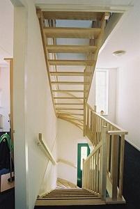 twee trappen