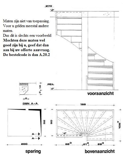 Super Houten trappen uitzoeken en u krijgt gelijk een trapprijs via de mail. OG72